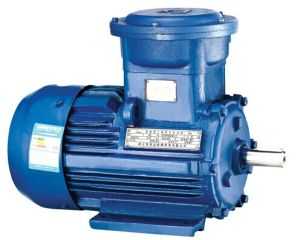 Yb3 Series Ie2 Explosion-Proof Induction 3 Phase AC Electric Motor pictures & photos