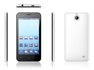 4.5 Inchs Full Wide VGA Large Screen 3G Smart Phone, Dual Card Dual Standby GSM+WCDMA Large Battery Capacity