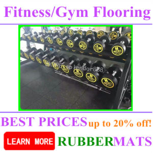 Rubber Roll Gym Flooring, Fitness Center Rubber Floor pictures & photos