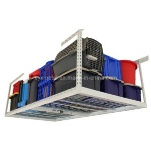 Ceiling Overhead Garage Storage Rack pictures & photos