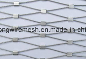 Hand-Woven Stainless Steel Cable Netting pictures & photos