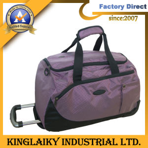 Customized Trolley Bag with Logo for Promotion (KLB-004) pictures & photos