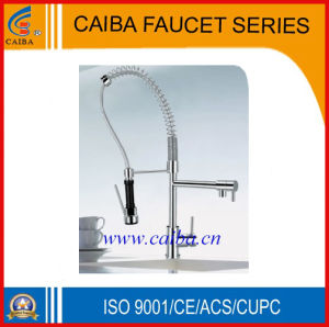 New Design Brass Kitchen Faucet pictures & photos