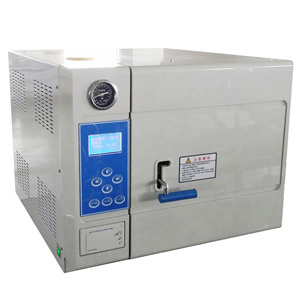 LCD Screen Class B Vacuum Autoclave pictures & photos