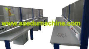 PLC Training Workbench Electrical Engineering Vocational Training Equipment pictures & photos