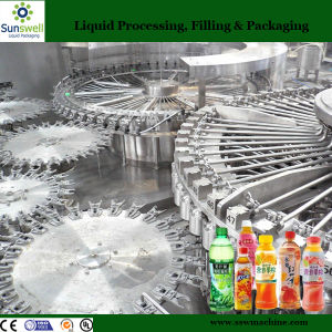 Automatic Beverage Vegetable Juice Bottle Filler pictures & photos