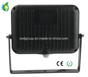 White or Black Case Ultra-Slim iPad LED Floodlight IP65 30W with PF 0.95 120lm/W pictures & photos