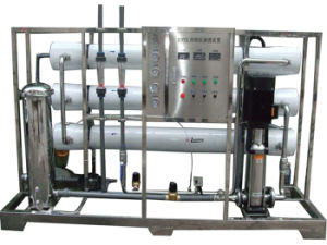 RO Membrane System Water Filter Plant 6000L/H pictures & photos