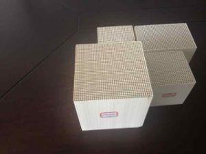 High Alumina porcelain Honeycomb Ceramic Heater Ceramic Monolith Heater pictures & photos