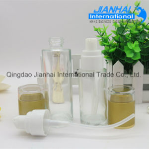Clear Perfume Spray Pump Tube Glass Perfume Bottle pictures & photos