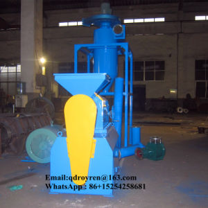 Qishengyuan Made 2016 Hot Jf-1 Rubber Grinding Machine / Rubber Powder Grinder Machine pictures & photos