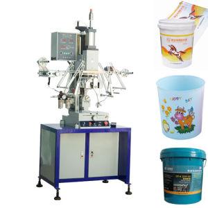 Paint Bucket Heat Transfer Machine