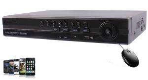 Witson 4 CH Full D1 CCTV DVR, Standalone DVR (W3-D3204HT) pictures & photos