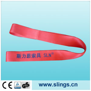 Webbing Sling Polyester Sling pictures & photos