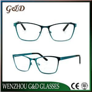 New Fashion Eyeglasses Eyewear Optical Metal Frame for Woman Tb3767 pictures & photos