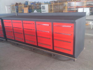 20 Drawer Tool Cabinet Workbench (ZHG-101-103) pictures & photos