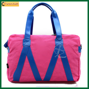 Fashion Outside Pocket Eco-Friendly Travel Leisure Bags (TP-TB135) pictures & photos