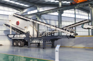 Construction Waste Mobile Crusher Station pictures & photos
