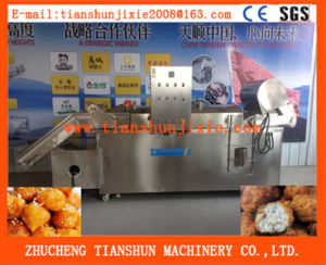 Food Fry Machine with Oil Filter System Tszd-40 pictures & photos