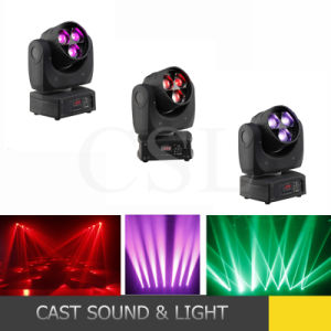 Diamand Osram 15W LED Mini Beam Moving Head pictures & photos