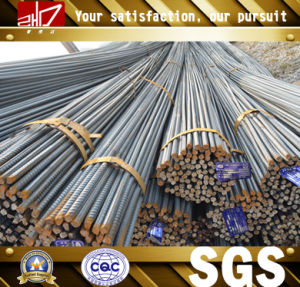 JIS Hot Rolled Steel Rebar (10mm) pictures & photos