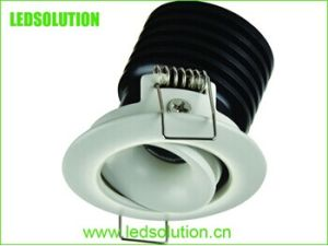 3W COB LED Downlight, Dimmable LED Downlight pictures & photos