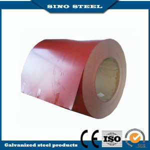 Z60 Color Coated Steel Coil PPGI Galvanized Steel for Building pictures & photos