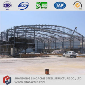High Quality Steel Construction Steel Structure Airplane Hangar pictures & photos