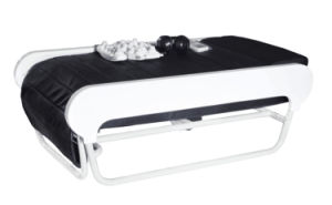 Retractable Folding Music Carbon Fibre Thermal Jade Commercial Massage Table pictures & photos