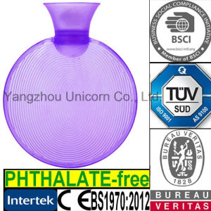 Rubber PVC Hot Water Bottle pictures & photos