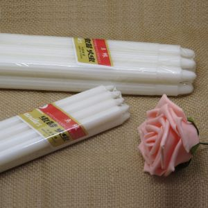 23G Liquid Wax White Candle to Nigeria pictures & photos