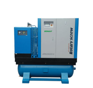 7-37kw Screw Combined Air Compressor pictures & photos