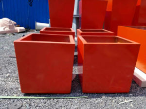 Fiberglass FRP GRP Planter Box pictures & photos