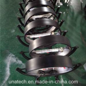 Round Outdoor Plastic Vacuum LED Light Box Signage pictures & photos