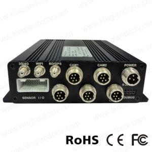 4CH Ahd 720p Mini Dual SD Card Mobile DVR pictures & photos