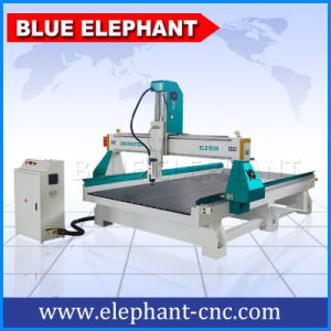 High Z Travel Combination Woodworking Machine, CNC Knife Cutting Machine with CNC DSP A11 Controller pictures & photos