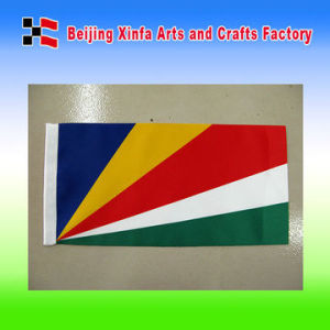 Custom High Quality Ad Company Flag pictures & photos