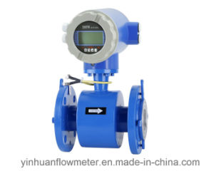 Za Intelligent Converter Flange Integrated Electromagnetic Flowmeter pictures & photos