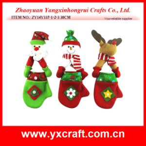 Christmas Decoration (ZY14Y337-1-2-3) Christmas Glove Hanging Christmas Item New Design pictures & photos