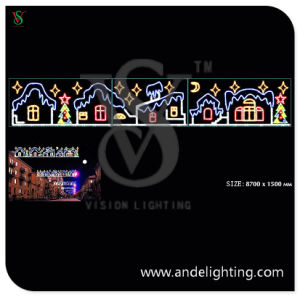 LED Street Motif Light for Christmas Decoration Outdoor Use pictures & photos