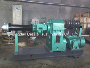 Hot Sale Rubber Extrusion Machine with Temperature Control System pictures & photos