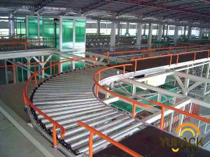 No Driven Curved Roller Conveyor pictures & photos