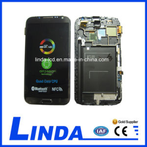 Original Mobile Phone LCD for Samsung Note2 N7100 LCD pictures & photos