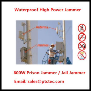Waterproof High Power Signal Jammer, Prison Jammer Jail Jmmer Waterproof Jammer pictures & photos