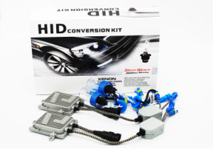 Fast Start Type Original 55W H4 Bi Xenon HID Slim Kit 6000k pictures & photos