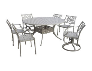 Best Choice Products, Outdoor Patio Furniture Garden Furniture in Antique Style