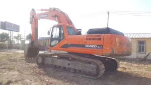 Doosan Used Excavator 420LC-7 Year 2012 pictures & photos