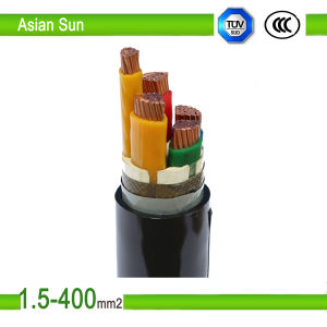 0.6/1kv 4 Core XLPE Insulated Power Cable pictures & photos