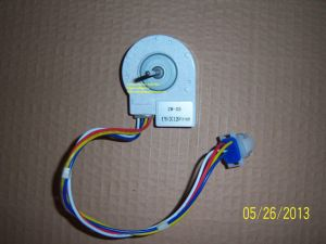 12V DC Fan Motor with Three Cables pictures & photos