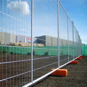 ASTM4678 Australia Galvanized Temporary Fence